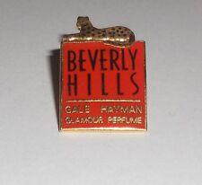 Pin's parfum / Beverly Hills Gale Hayman glamour perfume