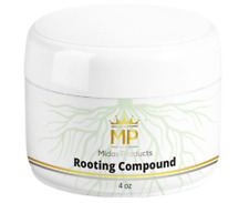 Rooting Gel -IBA Rooting Hormone- Clone Cutting - Midas Products - 4 oz