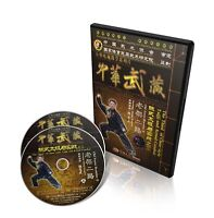Chen Style Taichi and Actual Combat - Old Form routine II by Zhang Dongwu 2DVDs