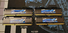 G.Skill 4x4GB DDR3 2400mhz CL10