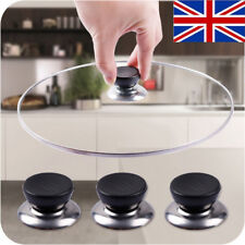 Kitchen Cookware Pot Saucepan Pan Lid Hand Grip Knob Handle Replacement Cover …