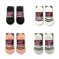 6 Pair Women No Show Liner Socks Invisible Loafer Peds Sport Boat Cotton Low Cut