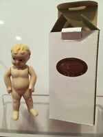 """SCOOTLES DOLL 5"""" Bisque New in Box B. Shackman Company Hand Painted"""