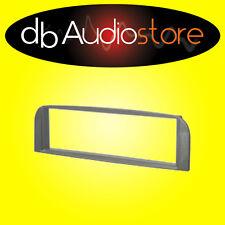 MA/309 Mascherina Autoradio per Alfa GT Black LIne Antracite 1DIN Adattatore