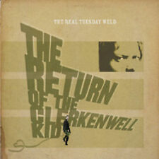 REAL TUESDAY WELD - Return Of Clerkenwell Kid - CD - *BRAND NEW SEALED*
