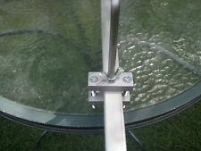 2 piece base for pontoon rails buy all you need for $6.00 ea.& ship for $8.00