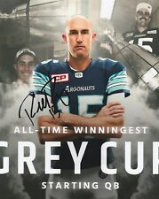 TORONTO ARGONAUTS ARGOS RICKY RAY SIGNED 8X10 PHOTO W/PROOF