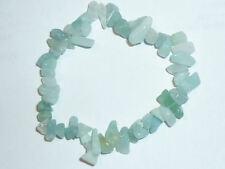 cristalloterapia BRACCIALE braccialetto AMAZZONITE cristallo pietra fortuna luck