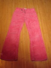 Pantalon en velours,rose,T10ans,marque Vertbaudet,TBE