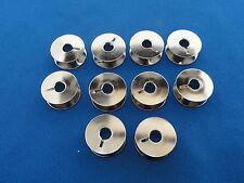 20 BOBBINS Fits JUKI TL-98Q  TL-2010Q / JANOME 1600P SERIES SEWING MACHINES