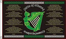 Ireland Irish The Fields of Athenry 5'x3' Flag