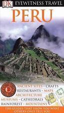 NEW - Peru (Eyewitness Travel Guides) by Blacker, Maryanne