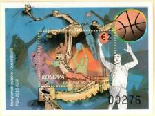 Kosovo Stamps 2019. FIBA Basketball World Cup 2019 - China. Wall. Block MNH