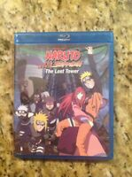 Naruto: Shippuden - The Movie: The Lost Tower (Blu-ray Disc, 2013)Authentic US
