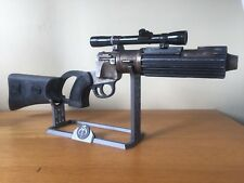 Garf Trader: Display Stand Boba Fett Rubies ROTJ EE-3 Carbine Rifle Star Wars