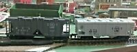 HO scale Atlantic Coast Line 2 Covered Hopper Lot  ACL 85010 and ACL 60241