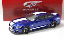 1:18 GT Spirit Ford Mustang Shelby Super Snake blue NEW bei PREMIUM-MODELCARS
