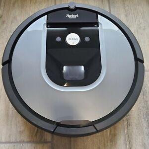iRobot Roomba 960 Wi-Fi Connected Robotic Vacuum vSLAM Intelligent Mapping