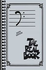The Real Book Volume I Bass Clef Instruments Mini Edition NEW 000147792