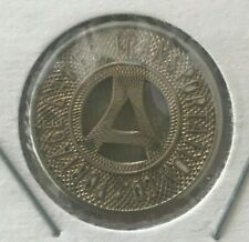 Akron Ohio OH Portage Lakes Transportation Co Transportation Token
