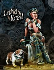 SCALE 75 SSP-011 STEAM WARS - DAISY REED - 75mm WHITE METAL