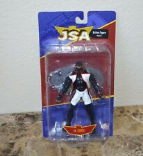 Justice Society America Mr. Terrific Figure JSA Series 1 by DC Direct Action