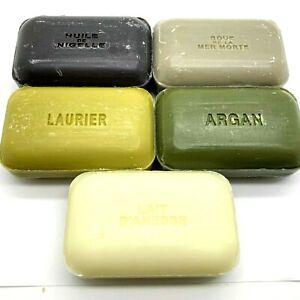 Traditional Aleppo Soap 100% Vegetal  Argan Sea Mud Donkey Milk UK SELLER
