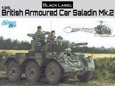1/35 Dragon British Armored Car Saladin Mk.2 #3554
