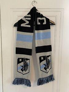 Minnesota United FC MNUFC Loons MLS Soccer Scarf