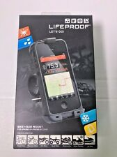 LifeProof Bike Mount Motorcycles for iPhone 4 & 4S Sealed Authentic Accessory