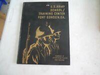 U.S. Army School Training Center Fort Gordon, G.A.CO D 15TH BATTALION 1ST BRAGA