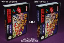 POCKY & ROCKY - Super Nintendo SNES FAH - Universal Game Case (UGC)