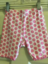Gymboree Girls Pink Polka Dot Bike Shorts Size 4