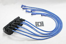 Blue 8.5mm Performance Spark Plug Wires Coil Packs 95-02 Camaro Firebird 3.8L V6