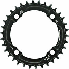 e thirteen M Profile 10/11-speed Guide Ring 34t 104BCD Narrow Wide Black