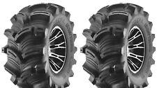 (2) New Kenda 25X10-12 25-10-12 K538 Executioner ATV Mud Tires