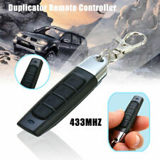 433MHZ Car Keys Garage Door Opener Remote Control Duplicator Clone Code Scanner
