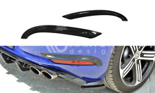 BODY KIT SPLITTER LAME LATERALI SOTTO PARAURTI POSTERIORE VW GOLF VII R RESTYLIN