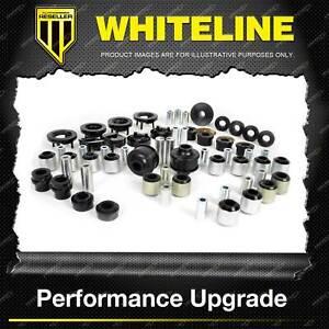 Whiteline Essential Vehicle Kit for BMW 1 3 E81 E82 E87 E88 E90 E91 E92 E93 X1