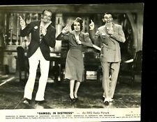 Fred Astaire George Burns Gracie Allen Damsel In Distress Orig 8x10 Photo #J5001
