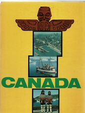 CANADA  -. ALBUM D' IMAGES. Le Lombard COLLECTION du TIMBRE TINTIN 1965