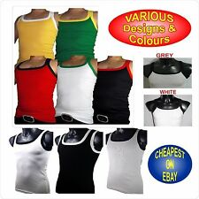 Basic Fitted Cotton Men's T-Shirts ,Multipack