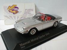 MINICHAMPS Modellautos, - LKWs & -Busse von Maserati