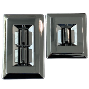 Chrome Power Window Switch Set