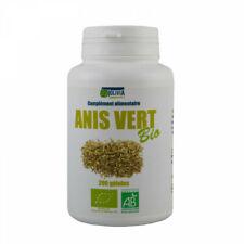 Anis vert Bio - 200 gélules végétales de 230 mg