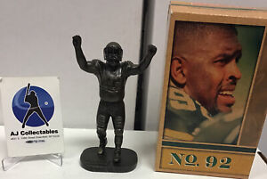 Nib Reggie White Green Bay Packers Figure Rare 2005 Hof Minister Of Def.