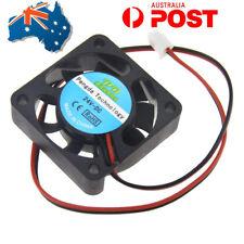 2 Pin Extruder Brushless Cooling Fan 24V 40mm For 3D Printer RepRap Mendel Prusa
