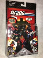 GI Joe 25th Comic 2 Pack IRON GRENADIER (V6) & Cobra VIPER (V16) NEW MOC