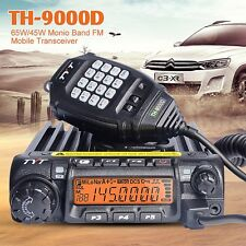 TYT TH-9000D UHF400-470MHZ 60W  Power  Car Radio Mobile Long Range   Transceiver