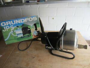 Grundfos JP 5 Pumpe * Bewässerungspumpe * 230V 50Hz * Garten Pumpe
